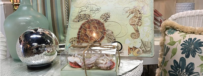 Photo Of Seaside Style Home Decor - Feeney's