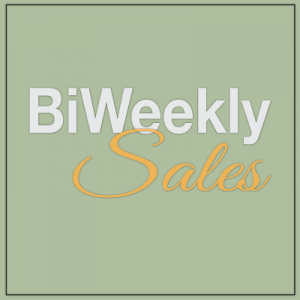 BiWeekly Sales & Savings