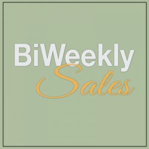 BiWeekly Sales & Savings