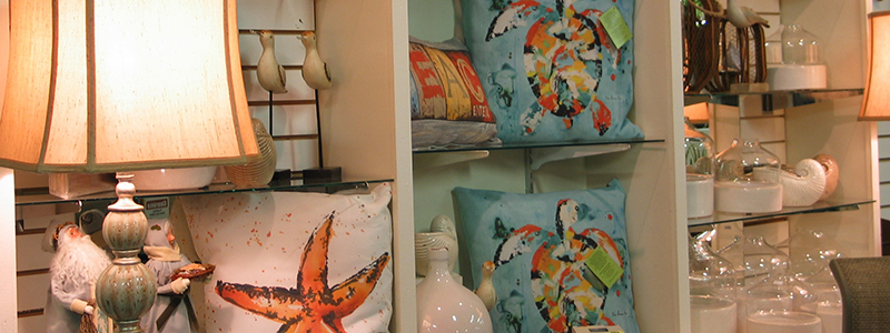 Pillows and decor