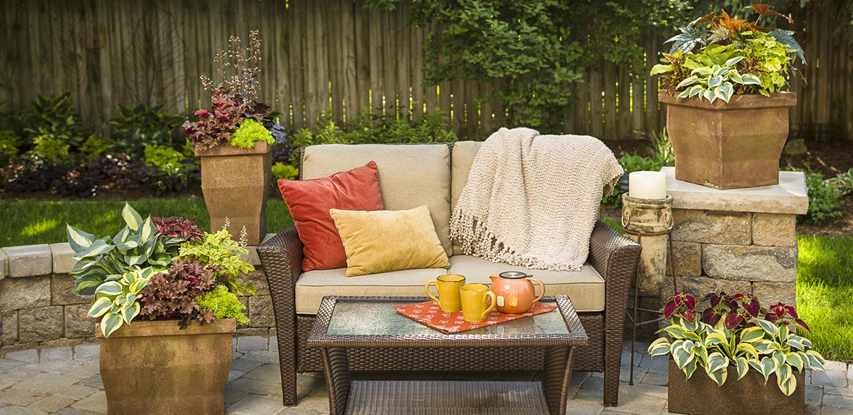Enjoy Summer Outdoor Living