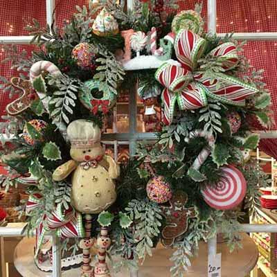 Bakery-Wreath
