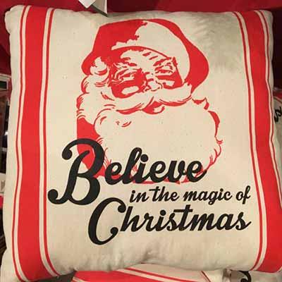 Believe-Pillow