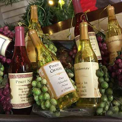 Wine-Ornament