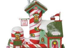 North Pole Candy Striper