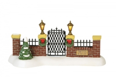 Christmas in the City Village Gate